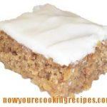 graham wafer cake